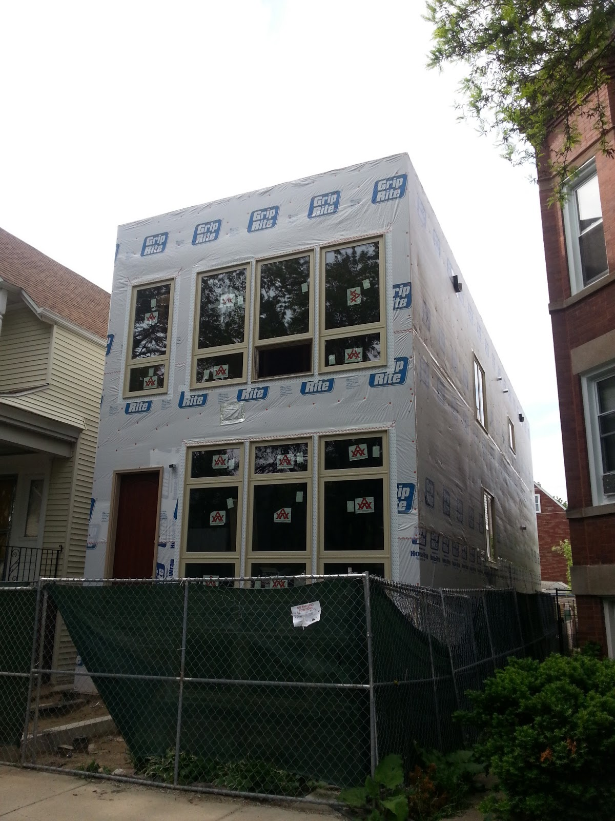 The Chicago Real Estate Local: Another contemporary new ...