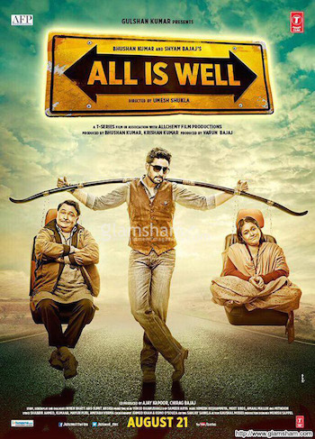 All Is Well 2015 Full Movie