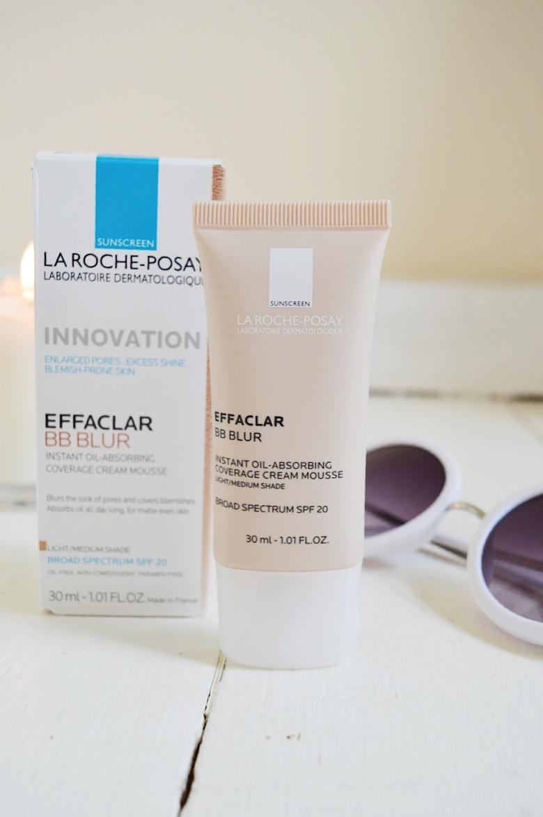 La Roche-Posay Effaclar BB Blur review, beauty bloggers, UK beauty blog, FashionFake blog