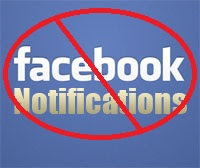 Stop Unwanted  Notifications on Facebook