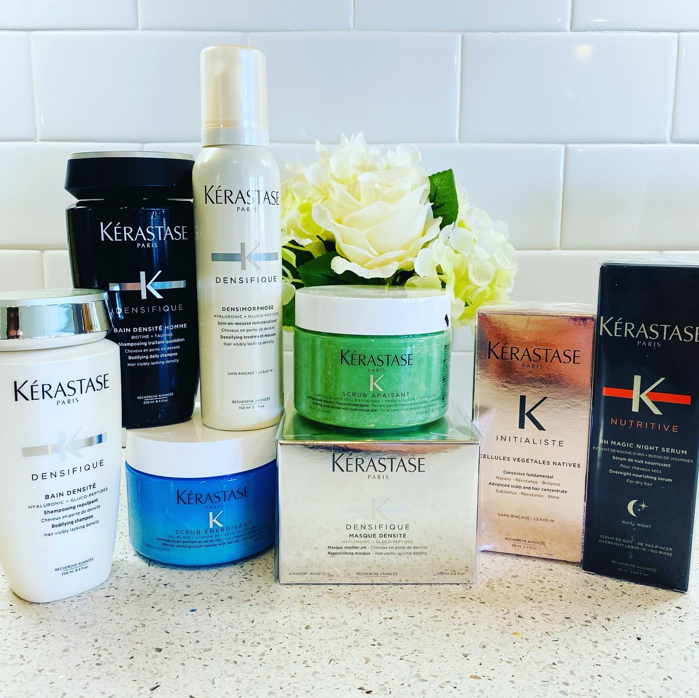 Make Everyday a Good Hair Day with Kérastase!