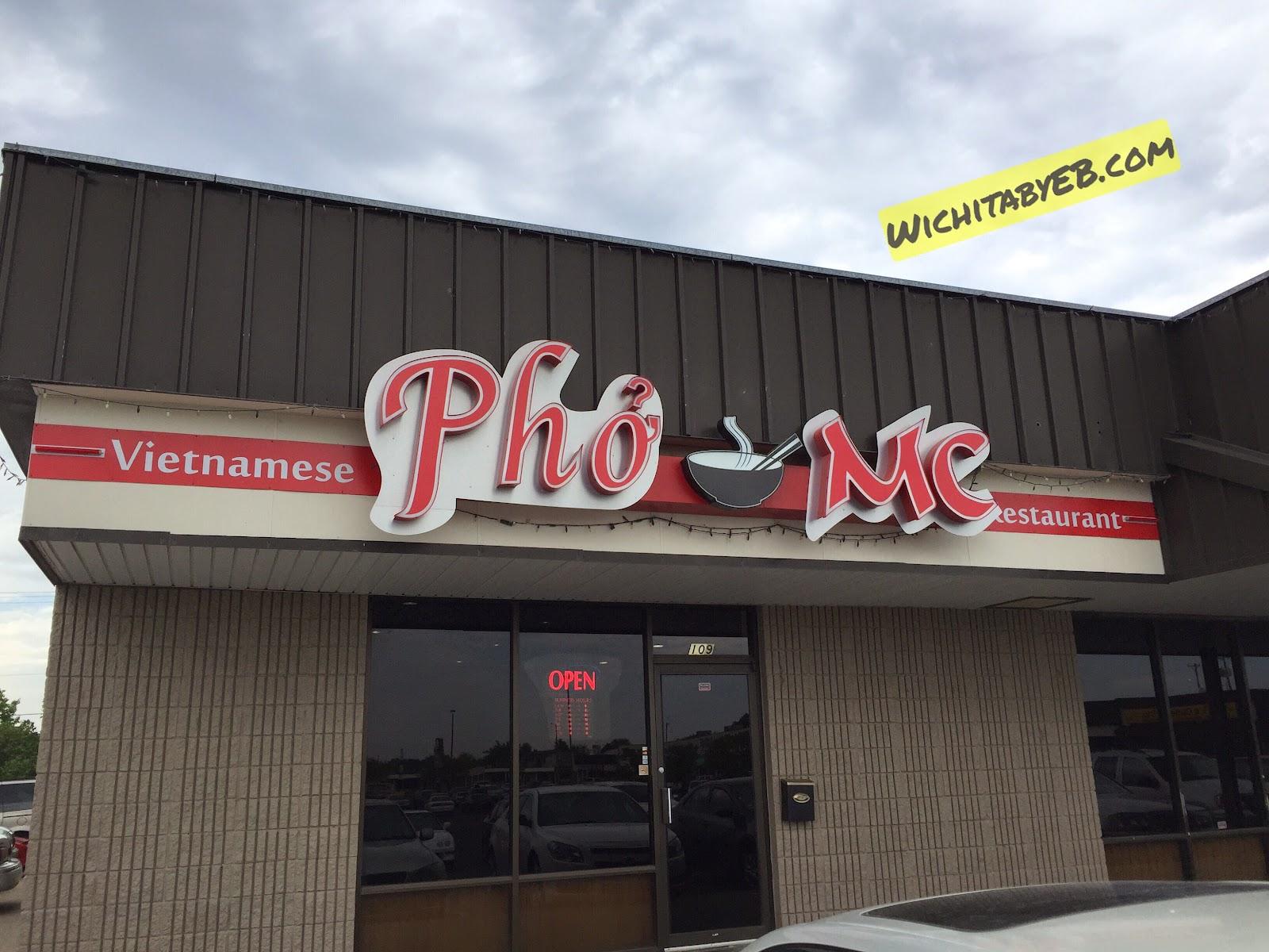 Pho Mc Review Wichita By E B