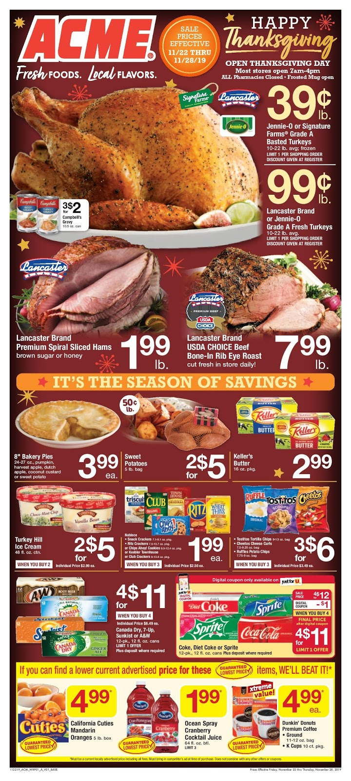 Acme Weekly Ad