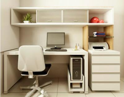 desain tempat kerja terbaru