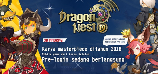 Dragon Nest Mobile Pre-Login