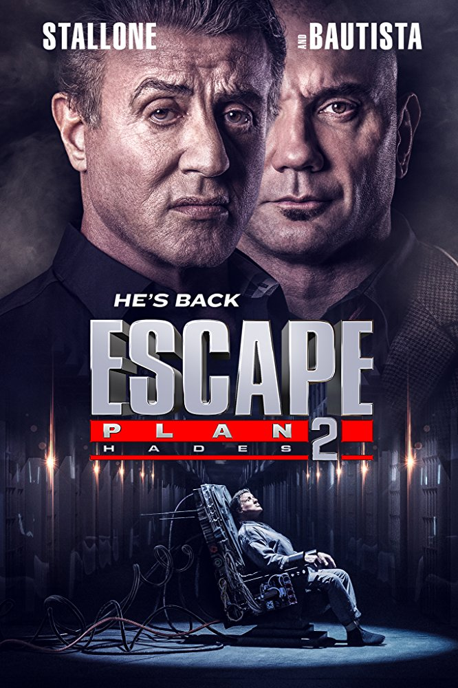Escape Plan 2: Hades [2018] [DVDR] [NTSC] [CUSTOM BD] [Subtitulado]