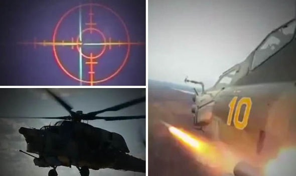 Incredible!!! RUSSIA has unveiled what it claims is the world's most advanced attack helicopter as tensions between Moscow and the West continue to escalate over Ukraine and Syria.
