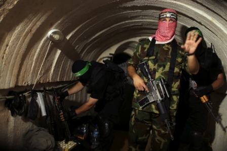 Takut Serangan Terowongan Dari Hamas, Israel Bangun Underground Iron Dome