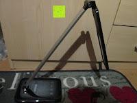 neigen: CRECO 7W LED Tischlampe 5 Helligkeitsstufen 3 Modi dimmbar 270° drehbar Schreibtischlampe Schwarz [Energieklasse A+]