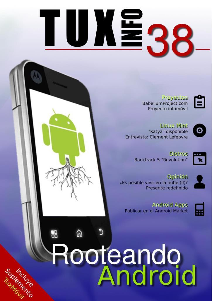 TuxInfo Nro. 38 – Rooteando Android