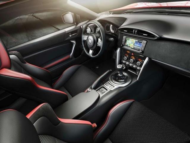 New 2018 Toyota Rush interior image