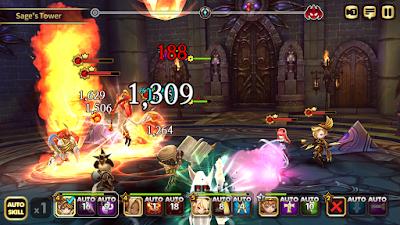 HEROES WANTED : Quest RPG v1.1.1.24327 Apk Terbaru Free Download screenshot 4