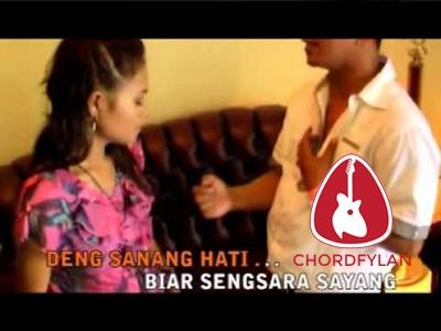 Lirik dan Chord Kunci Gitar Love You - Mitha Talahatu ft. Cheppy Bakarbessy