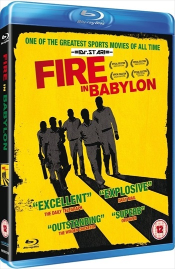 Fire in Babylon 2010 Dual Audio Hindi 480p BluRay – 300mb