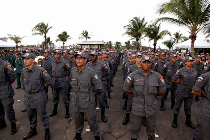 Divulgado edital de concurso para a PM do Maranhão