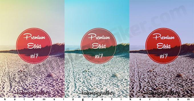 Premium Efekt PSD Vol 7