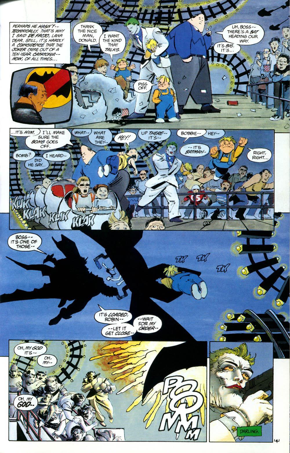 World of Cartoons and Comics: Batman - The Dark Knight ...