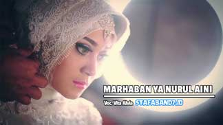 Vita Alvia - Marhaban Ya Nurul Aini Mp3 Download (4.02 MB)