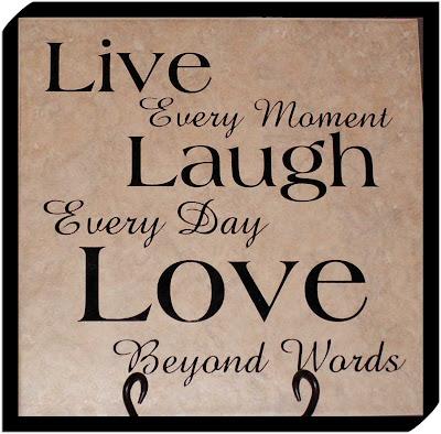 Bytes: Live, Laugh, Love
