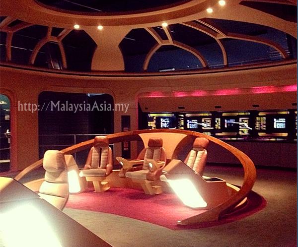 Malaysia Star Trek Exhibition