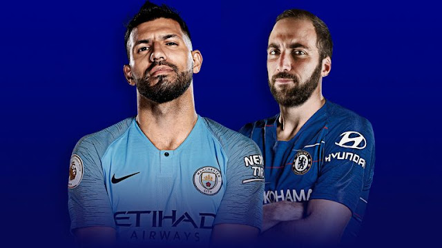 Sergio Aguero vs Gonzalo Higuain - Who comes out on top as Manchester City take on Chelsea?