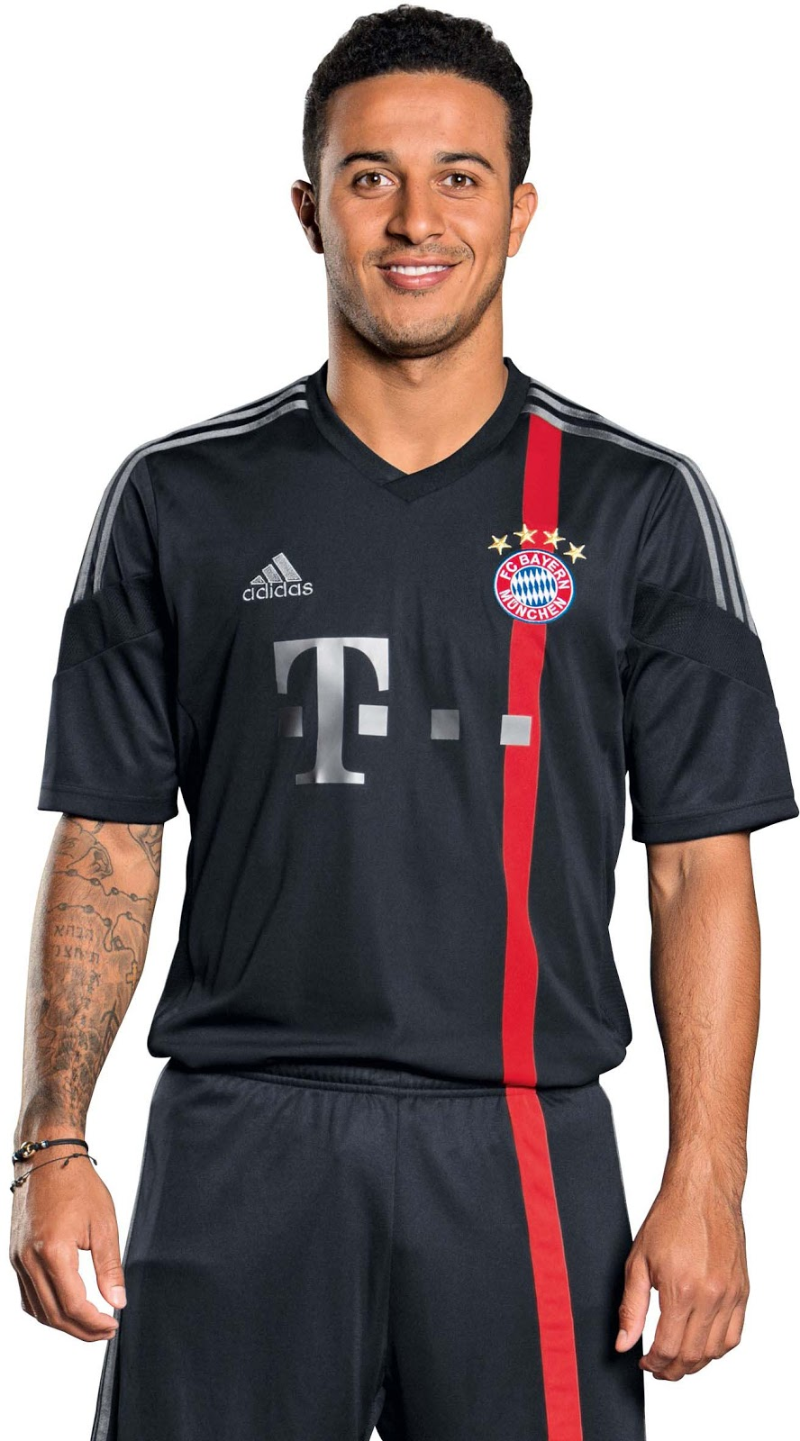 FC Bayern München 14-15 Trikots