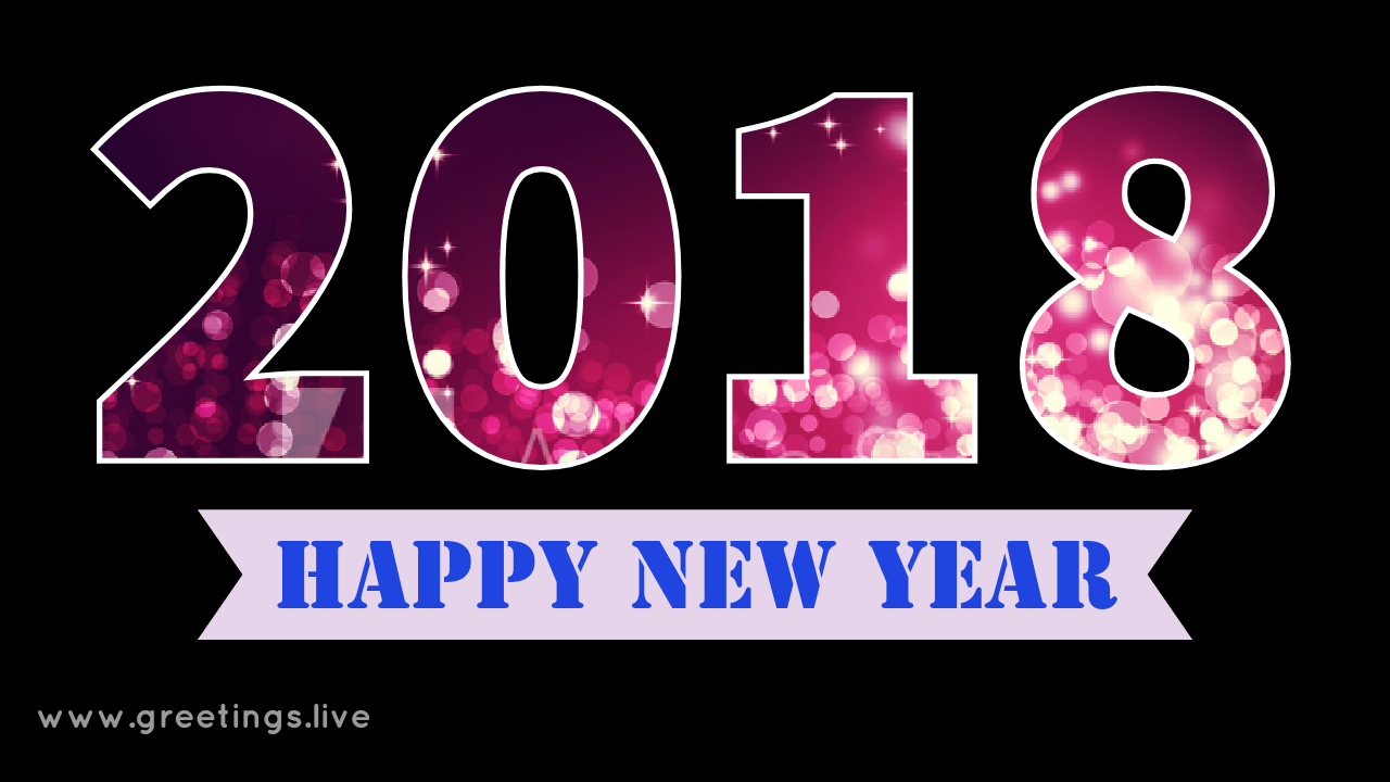 Greetingsve free hd images to express wishes all occasions darkness to bright symbolic new year 2018 greeting cards from greetings live m4hsunfo