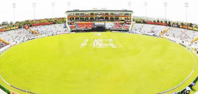 Punjab Cricket Association Stadium, Mohali Pitch Report