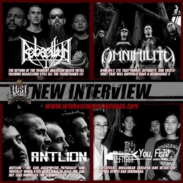 NEW LOSTINCHAOS INTERVIEW UPDATE !!!