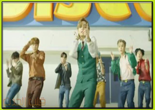 Dynamite،BTS، أغنية Dynamite