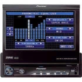 Double- DIN Multimedia Player dengan 6, 1 inci monitor  DVD Player Pioneer untuk pengalaman teater mobile Anda.  Memainkan film DivX Anda  DVD Player Pioneer AVH-P4000DVD terintegrasi prima ke dalam slot mobil Anda 2 - DIN. Ini melakukan tindakan untuk pusat kontrol untuk seluruhnya keperluan hiburan Anda dalam mobil.  System bakal memutar koleksi musik serta film yang komplit Anda. Anda bisa mudah nyaris seluruhnya format hiburan digital yang ada dengan cara komersial terhitung film DivX ; lagu MP3, koleksi iTunes serta sudah pasti seluruhnya DVD serta CD format standard.