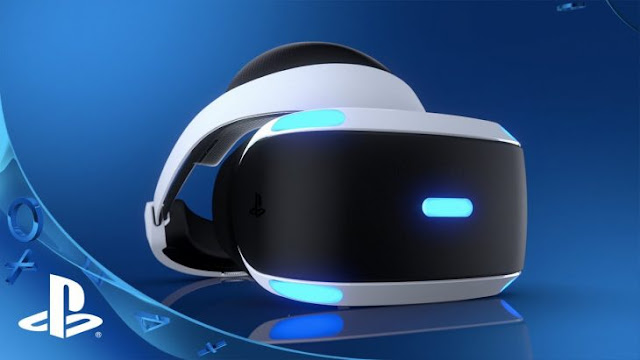 Sony lanzará el casco de realidad virtual para PlayStation 4