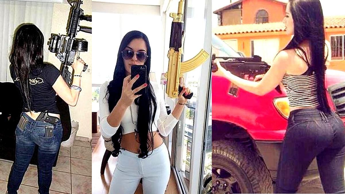 """Bellas y peligrosas: conoce el sanguinario cártel de """"Las Flacas""""."""
