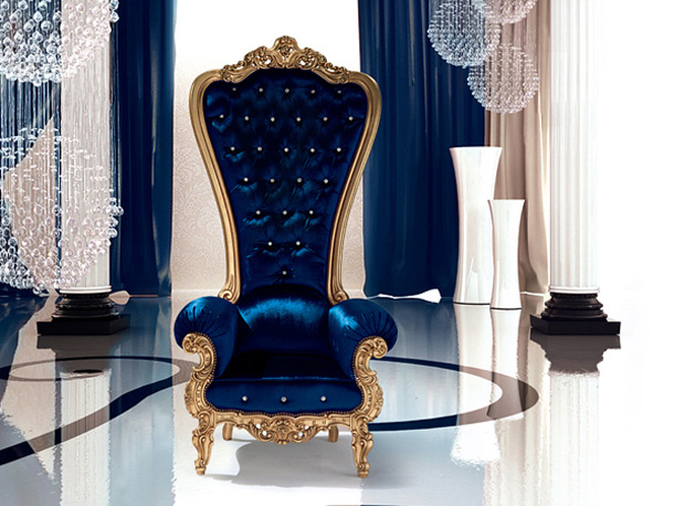 Astounding Luxury Seats And Extraordinary Armchair Throne As King Gmtry Best Dining Table And Chair Ideas Images Gmtryco