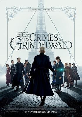 #Filmes - Os Crimes de Grindelwald