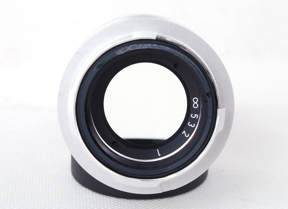MS Optics Sonnetar 73mm f/1.5 F-MC, вид сзади
