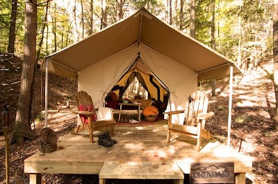 Take a Virtual Tour of Glamorous Camping at Oakland County (Mich.) Parks