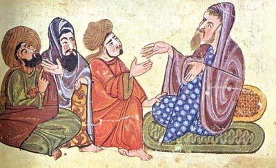 تسلسل الفلاسفة المسلمين