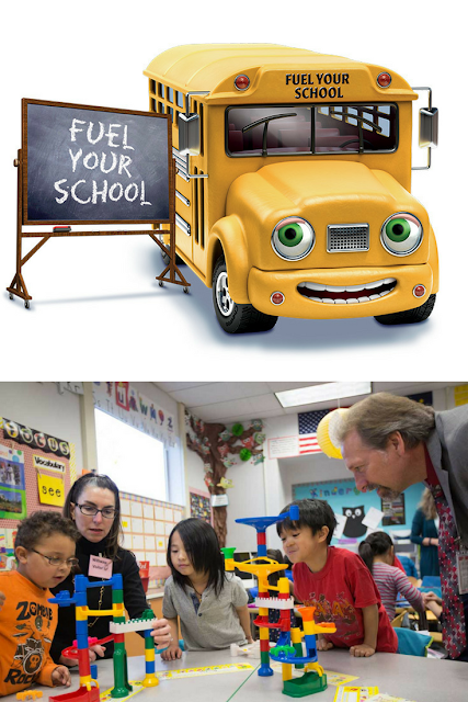Fuel Your School Classroom