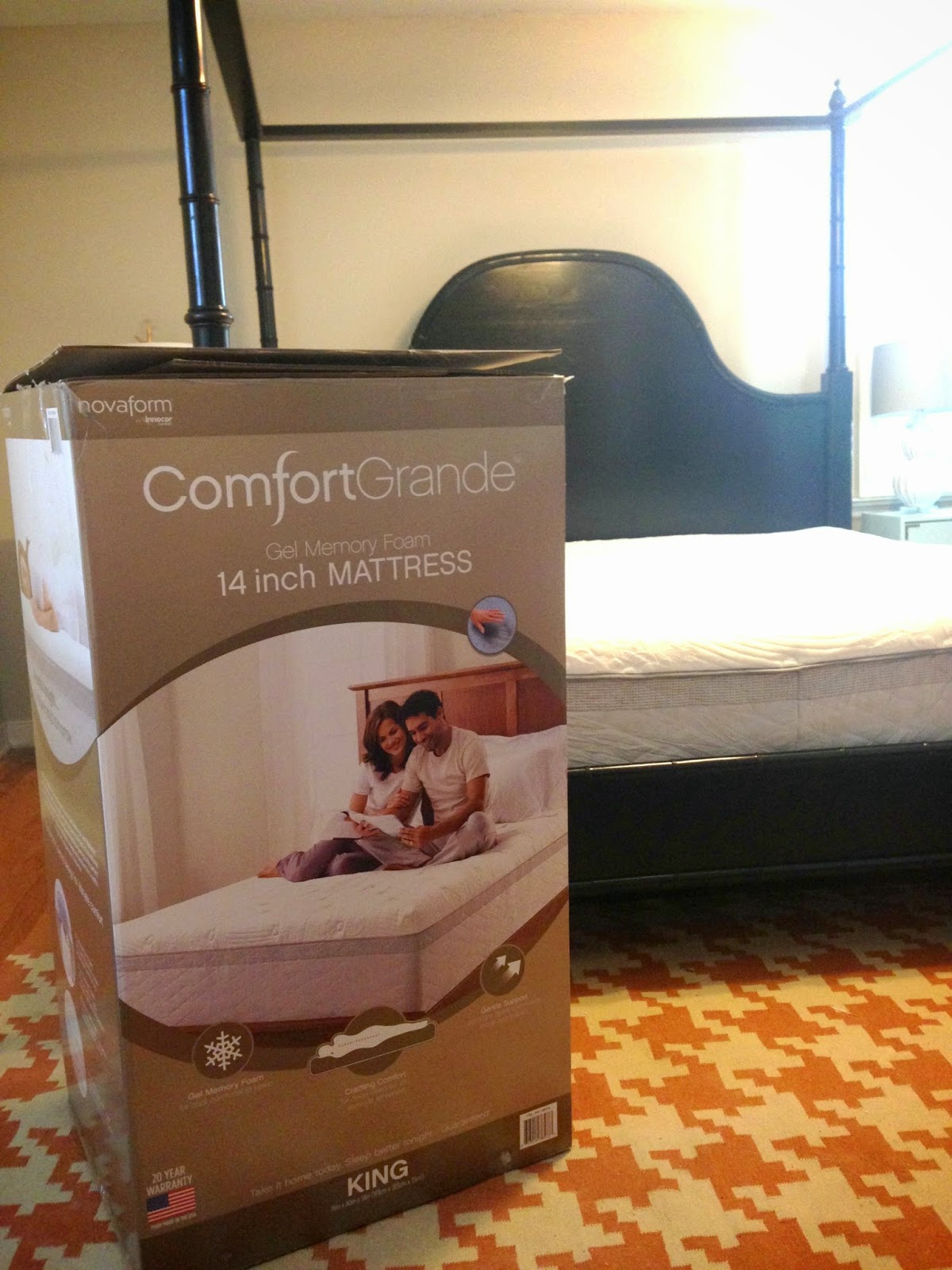 Costco Mattresses Attention to Darling: We Bought a Bed in a Box: Costco ...