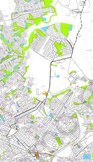 Linha+05+ +Vila+Fiori+ +Vila+Carvalho - Linha 05 – Vila Carvalho / Vila Fiori (Cidade de Sorocaba)