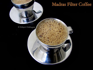 Madras Filter Coffee
