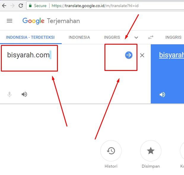 Cara Membuka Situs Yang Diblokir di PC / Laptop Lewat Google Translate 2019