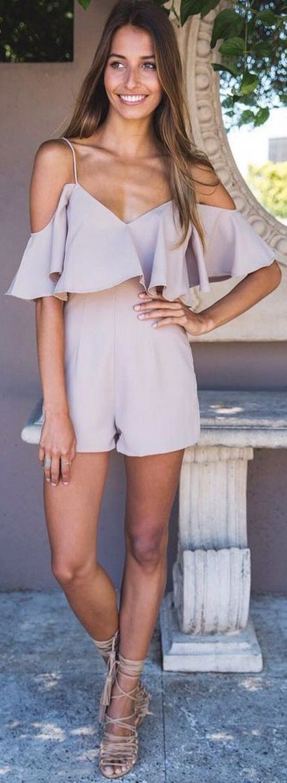 Chic and Easy Outfit Ideas From Pinterest #Pinterest #Outfit