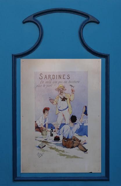 C 39 est la sardine qui a bouch le port de marseille - Sardine port de marseille ...