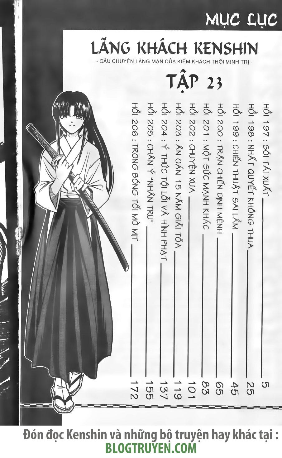 Rurouni Kenshin chap 197 trang 3