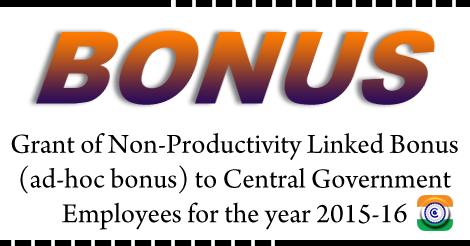 BONUS-Central-Government-Employees
