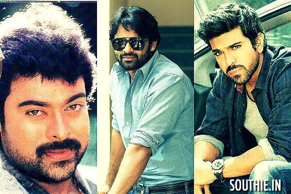 if anybody else has to reprise the role of Chiranjeevi in Gang Leader then it can be only Ram Charan claim fans. Fans are angered and disappointed by Sai Dharam Tej. Chiranjeevi, Sai Dharam Tej, Ram Charan