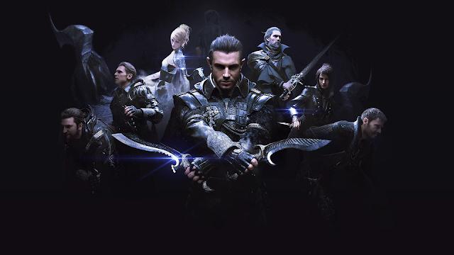 فيلم Kingsglaive - Final Fantasy XV مترجم بلوراي