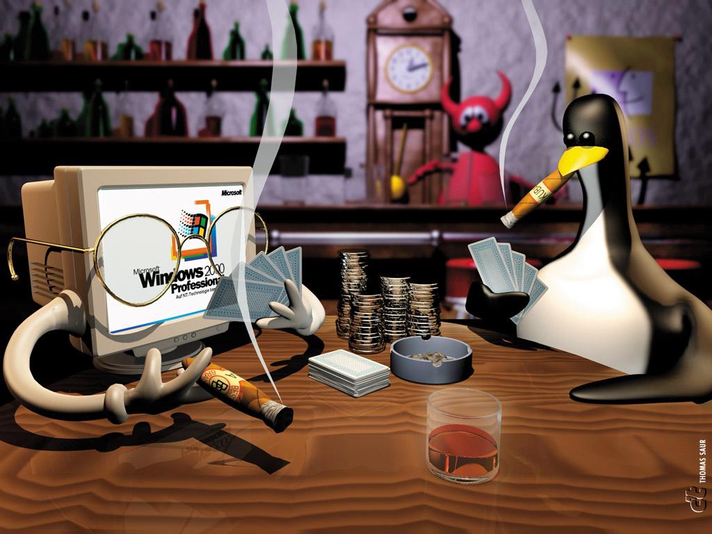 افضل الخلفيات للكمبيوتر 2010 تحتوي علي كمبيوتر بيلعب وله يد